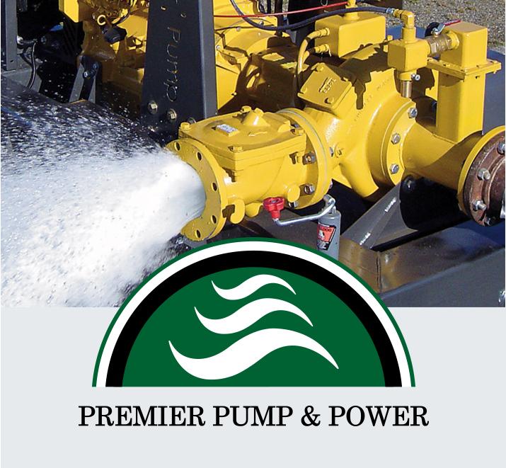 Premier Pump & Power Pumps